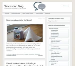 Der Blog vermittelt Wissen für Parkettleger und Parkettfreunde